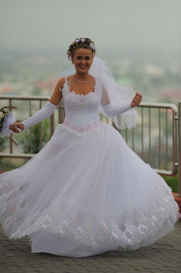 Вы просматриваете изображения у материала: Марьяж - свадебный салон